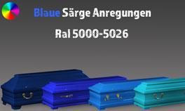 Särge Blau