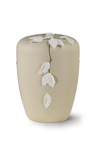 Urne Fallende Blätter 3 Dimensional