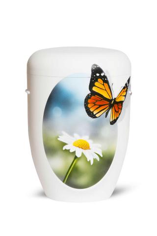 Airbrush Urne Schmetterling
