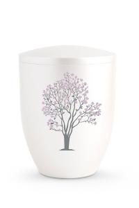 Urne Kirschblüten Edition Silva