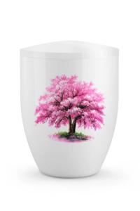 Urne Magnolienbaum Frühling Edition Silva