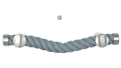 519 Seil grau Chrom
