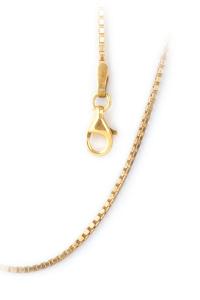 Am-Urn-Let Halskette vergoldet