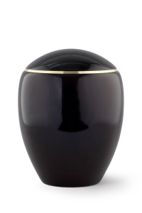 Urne aus Holz: Urne Erle-