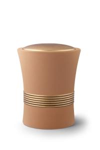 Keramikurne Samtton Sand, Dekor antikgold