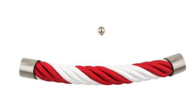 Sargzubehör: Sarggriffe für den rot und weiß Fan namhafter Hersteller